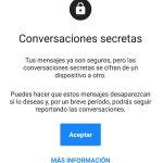 Cómo tener conversaciones secretas en Facebook Messenger